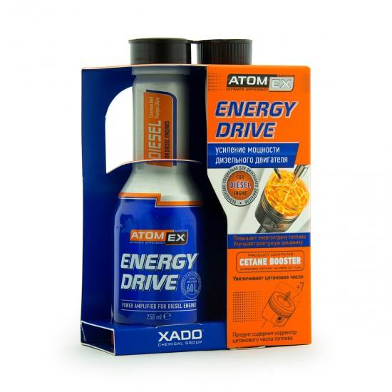 XADO Atomex Energy Drive Diesel (250ml)