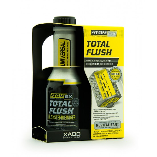 XADO Atomex TotalFlush (250ml)