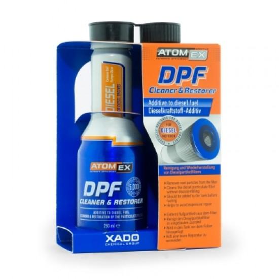 XADO Atomex DPF Cleaner & Restorer (250ml)