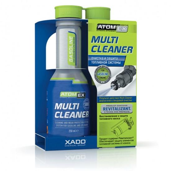 XADO Atomex Multi Cleaner - Gasoline (250ml)