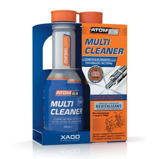 XADO Atomex Multi Cleaner - Diesel (250ml)