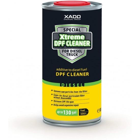 XADO Xtreme Diesel Truck DPF Cleaner (500ml)